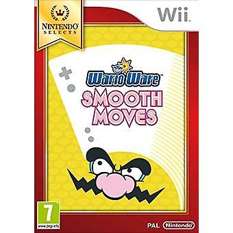 Nintendo selecteert WarioWare vloeiende Moves (Nintendo Wii)-in de fabriek verzegeld