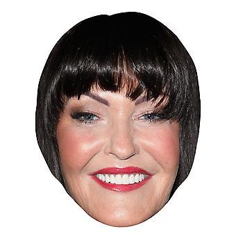 Hilary Devey Maske