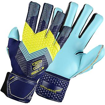 SELLS Silhouette Illuminate Guard Goalkeeper Gloves