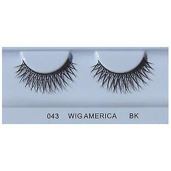 Perruque Amérique Premium faux cils wig540, 5 paires