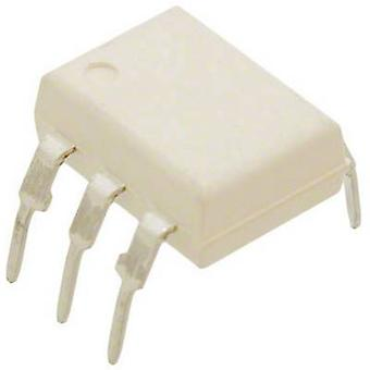 ON Semiconductor MOC3043M Optocoupler With Triac Output DIP 6 Type (misc.) Optocoupler with triac output