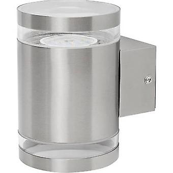 Smartwares Sonya 10.068.55 LED outdoor wall light 14 W Warm white Stainless steel