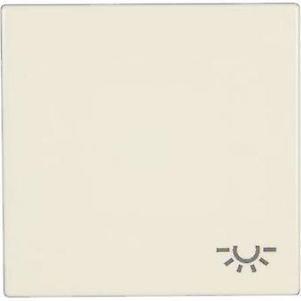 Jung Cover Light symbol toggle LS 990, LS design, LS plus Cream-white LS 990 L