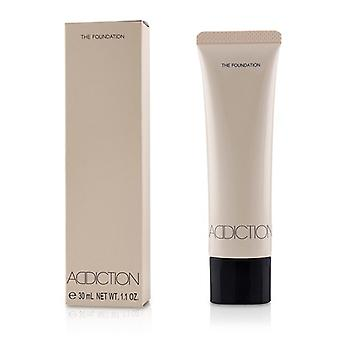 Addiction The Foundation Spf 12 - # 001 (porcelain) - 30ml/1.1oz