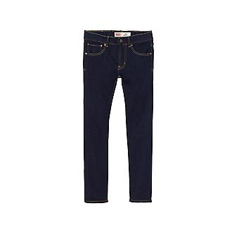 Levi ' s® Kids 510 skinny fit donker denim Jean
