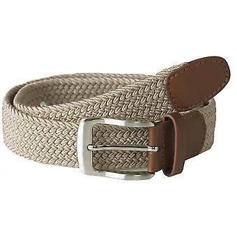 D555 Frank Stretch Braided Belt