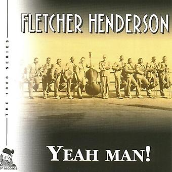 Fletcher Henderson - Yeah Man [CD] USA import