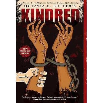 Kindred - A Graphic Novel Adaptation by E. Butler - 9781419728556 Book