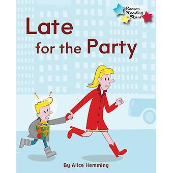 Spät für die Party - 9781781278185 Buch