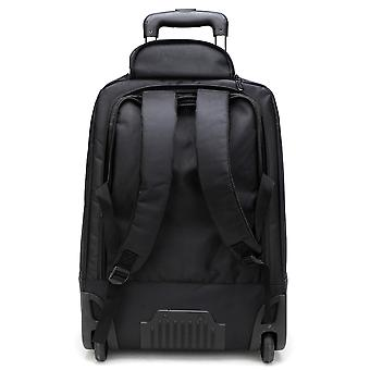 City Bag Trolley Cabin Backpack With Wheels - 55 x 40 x 20 Carry On - 44 Litre
