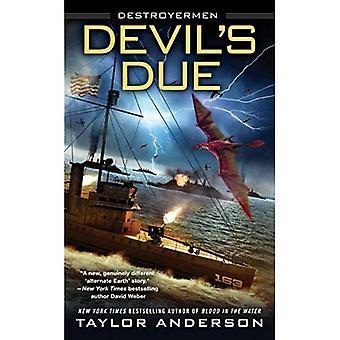 Échéance du diable: Destroyermen #12