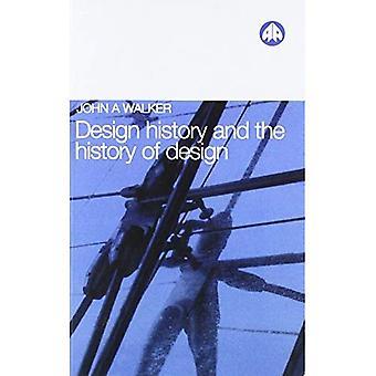 Designhistoria och historien av Design