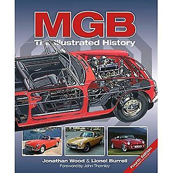 MGB - de geïllustreerde geschiedenis 4e editie