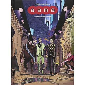 Aama: Vol. One: The Smell of Warm Dust