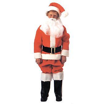 زي الطفل سانتا