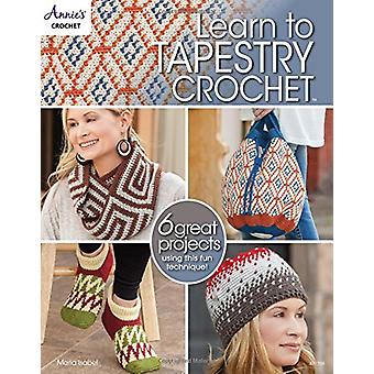 Learn to Tapestry Crochet - 6 Great Projects Using This Fun Technique!