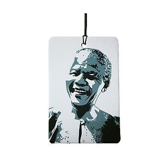 Nelson Mandela Car Air Freshener