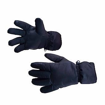 Portwest - Waterproof Ski Glove Navy Regular