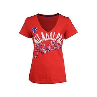 Philadelphia Phillies MLB 4Her Home Field Tee