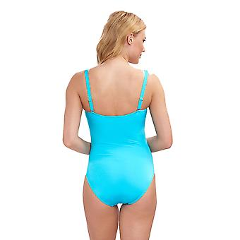 Féraud 3889503 Women's Beach Costume One Piece Swimsuit