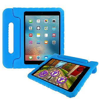 iPad Case9.7 2017 / iPad 5 / iPad 2018, Child Handles - Blue