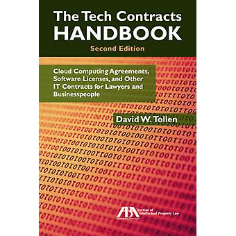 The Tech Contracts Handbook - Cloud Computing Agreements - Software Li
