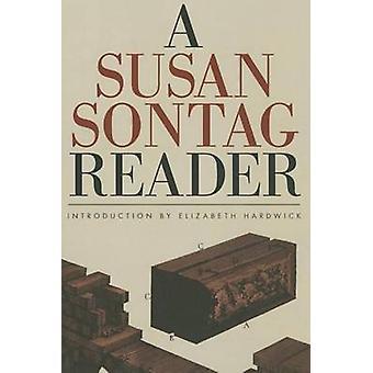 A Susan Sontag Reader by Susan Sontag - 9780374535476 Book