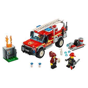 LEGO City 60231 brand Reddingswagen