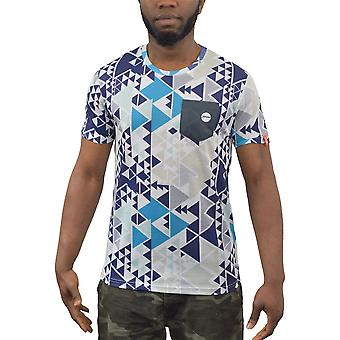 Mens t-shirt juice tilly sublimated longline tee top