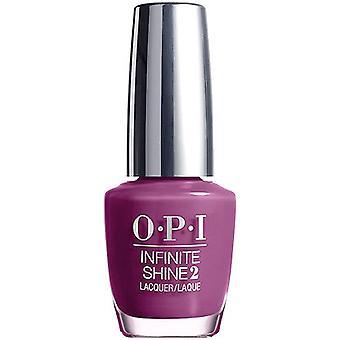 OPI Infinite Shine Dont Provoca la Prugna - Infinite Shine 10 Day Wear 15ml (ISL63)