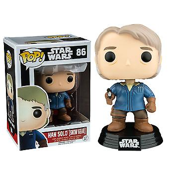 Star Wars Han Solo Snow Gear US Exclusive Pop! Vinyl