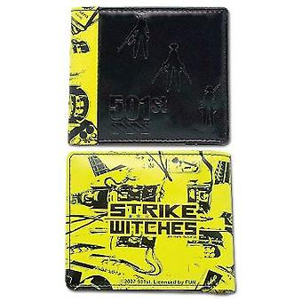 Wallet - Strike Witches - New Silouettes Toys Gifts Anime Licensed ge2467