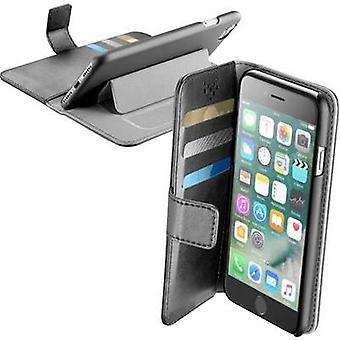 Cellularline Kirja Agenda Flip Case Apple iPhone 7 Musta