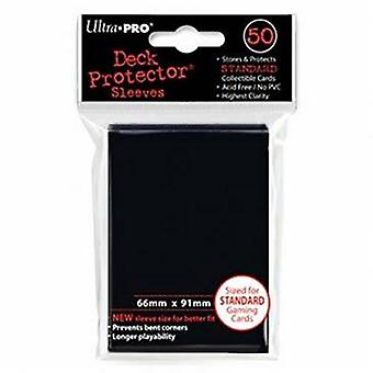 Ultra Pro SLEEVES 50 D12 Card Game Black