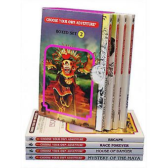 Choose Your Own Adventure - Volume 2 - Mystery of the Maya/House of Da