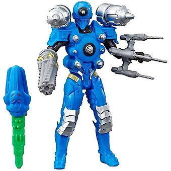 Power Rangers, Beast Morphers-Drilltron (15 cm)