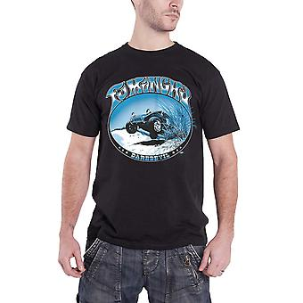 Fu Manchu T Shirt Daredevil Band Logo new Official Mens Black