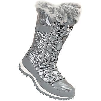 Dare 2b Womens Kardrona II Faux Fur Trim Winter Snow Boots