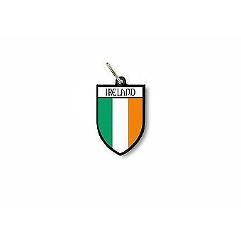 مفتاح الباب الرئيسي cle العلم جمع مدينة معطف الايرلندية من الأسلحة