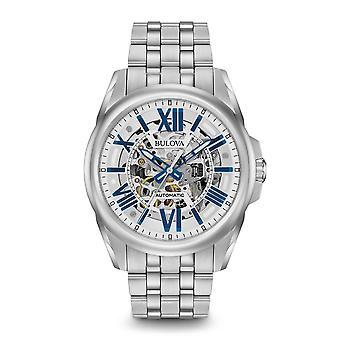Bulova 96A187 Automatic Mechanical Wristwatch
