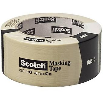 3M 20104850 7000059914 Klebeband Scotch® Beige (L x B) 50 m x 48 mm 50 m