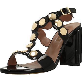 Albano Party sandalen 2468al kleur Neroro