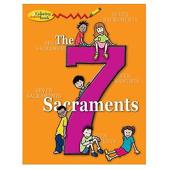 The 7 Sacraments: Coloring & Activity Book