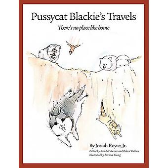 Pussycat Blackie's Travels - There's No Place Like Home Book
