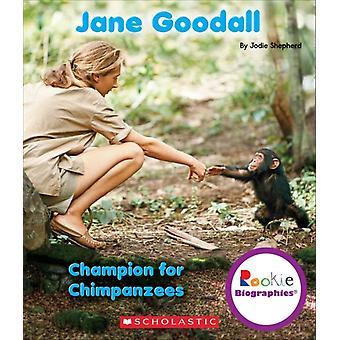 Jane Goodall av Jodie Shepherd