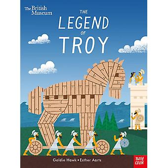 British Museum The Legend of Troy by Goldie Hawk