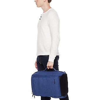 Basics Slim Carry On Laptop Travel Overnight, Blue, Size Overnight