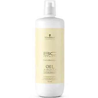 Schwarzkopf Professional Bonacure Oil Miracle Light Shampoo 1000 ml