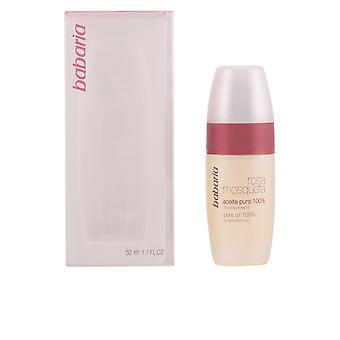 Babaria Rosa mosqueta aceite Puro facial 50 ml pentru femei