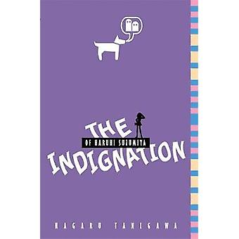The Indignation of Haruhi Suzumiya light novel by Nagaru Tanigawa